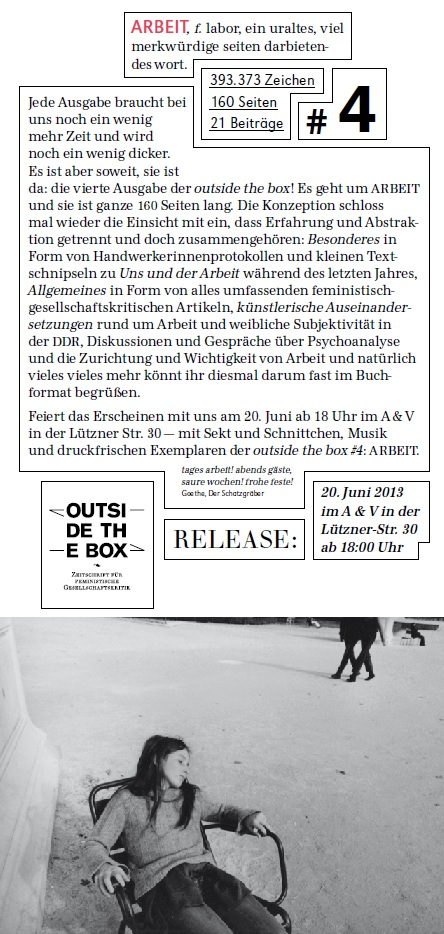 release flyer längs